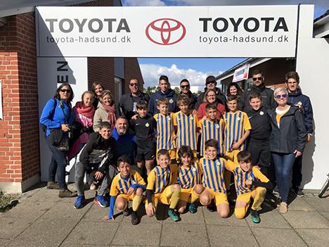 FTT19 - Football Talent Trophy i Hadsund i kommende weekend