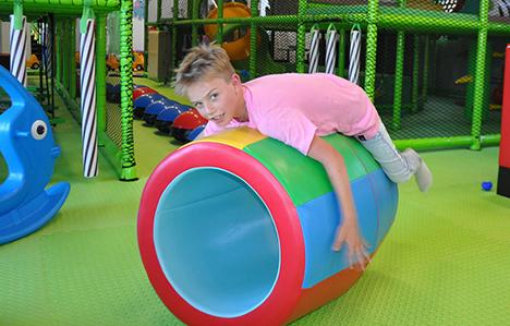 Tip til efterårsferien: Leg, sjov og læring i Øster Hurup Legeland