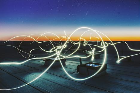 En nytænkende og klimavenlig måde at tænke strøm med Blue Energy