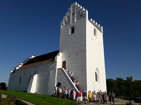 Als-Øster Hurup Kirkekor i 30 år