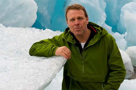 Skipper og TV-vært Mikkel holder foredrag i Øster Hurup