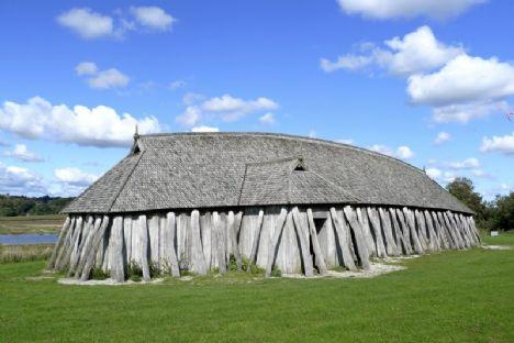 Tip til efterårsferien: besøg på Vikingecenter Fyrkat