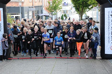 716 løbere med ved dette års Hadsundløbet