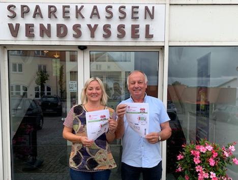 Flemming Kousted løb med landskampsbilletter