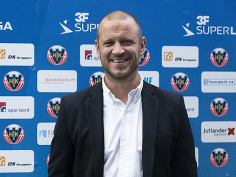 Jimmie Nielsen er ny salgsansvarlig direktør i Hobro IK