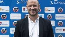 Ny salgsdirektør Jimmie Nielsen præsenteret forud for FCK kampen