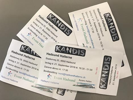 Vind billetter til Kandis Koncerten i Hadsund Hallerne den 21. september |Kom gratis til Kandis Koncert med fjordavisen.nu