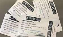 De vandt Kandis billetter