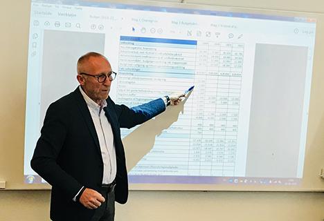 Budgetmateriale fremlagt i høring   99 råderumskabende forslag og korrektioner til budget 2020 i Mariagerfjord