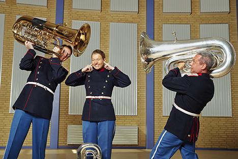 Populær koncert hos Ældre Sagen i Hadsund