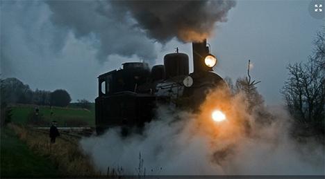 Tip til efterårsferien: HALLOWEEN aftentogtur med Veteranjernbanen