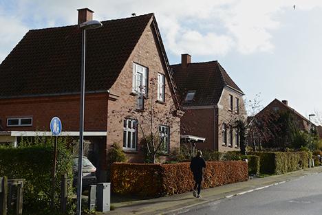 Stor stigning på huspriserne