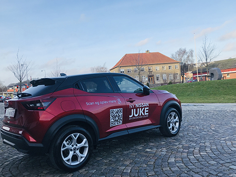 Åbent Hus med lancering af helt nye Nissan JUKE
