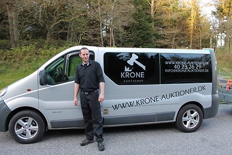 Ny auktion hos Krone Auktioner