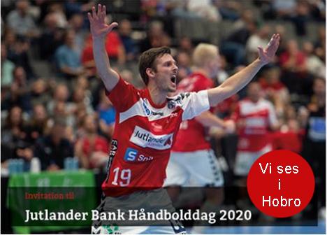 Aalborg håndbold sender to spillere til Håndbolddagen 2020