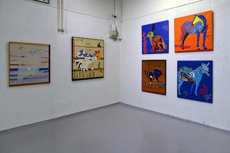 Omvisning i Kunstetagernes indiske udstilling