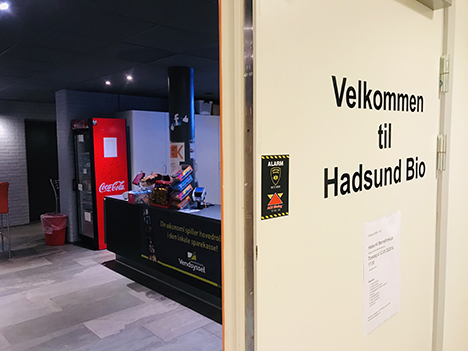 Film Hadsund Bio 1+2 uge 44