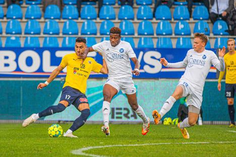 Nederlag til Esbjerg fB på DS Arena