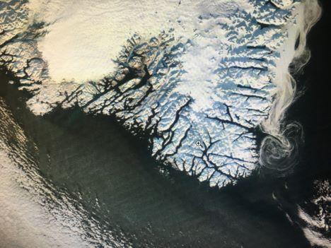 Hvad sker der med Grønlands indlandsis?