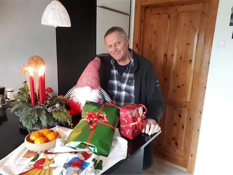 Sådan skal byrådsmedlem Svend Skifter Andersen holde jul i år
