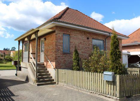 Ugens Bolig | Fin klassisk bungalow centralt i Hadsund!