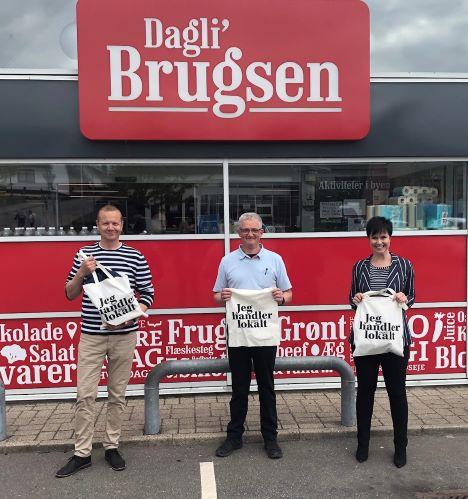 Venstre Mariagerfjord slår et slag for den lokale handel