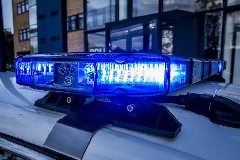 Færdselsuheld på Nordjyske Motorvej ved Fårup