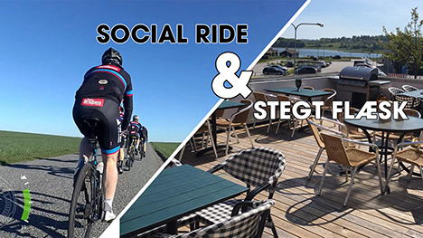 Hadsund Motions Cykelklub (HMC) inviterer til cykeltur og stegt flæsk