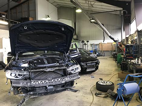Hos CarPeople Hobro reparerer de alle bilmærker!