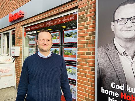 Michael Myrtue vil knokle for boligejerne i Mariagerfjord