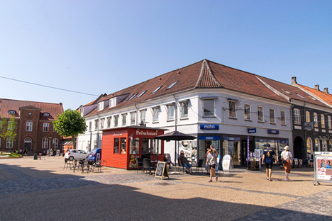 Nyt kulturhus og rådhus måske på vej i Hobro