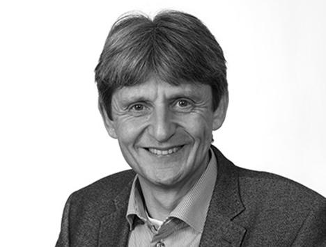 Jens Riise Dalgaard sidder over til torsdagens byrådsmøde i Mariagerfjord