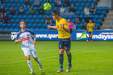 Hobro IK taber i første udekamp i sæsonen