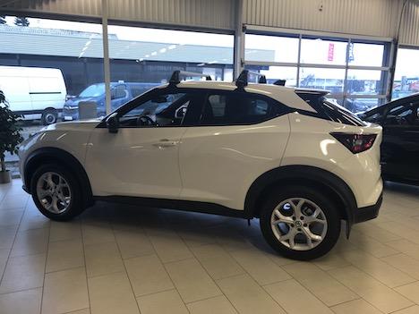Nytårskur hos Bilhuset Haldrup CarPeople Hobro   Nissan med LEAF familiebil til under kr. 205.000