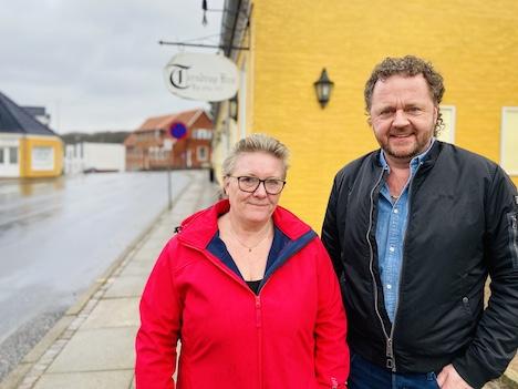Bjarne Brath og Helle Johnsen åbner Terndrup Kro 1. februar