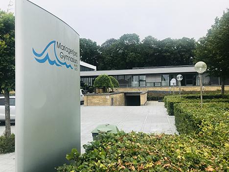 Mariagerfjord Gymnasium i Hobro aflyser