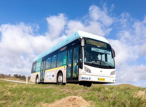 Nordjylland får tilskud fra Staten til plan om flere klimavenlige busser