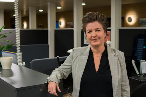 Trine Juul Søndergaard Pedersen løb med jobbet som ejendomschef i Mariagerfjord Kommune