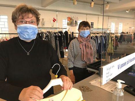 Glæde i Blå Kors: Alle vores genbrugsbutikker er klar til genåbning