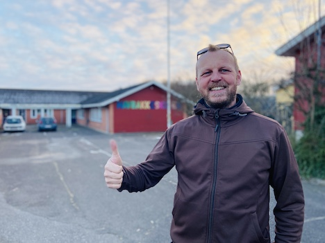 Lokal iværksætter og håndværksmester har købt Skelund Skole | Nyt erhvervsfællesskab er på vej