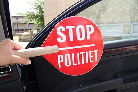 Straffen er alt for lav for kørsel uden kørekort…
