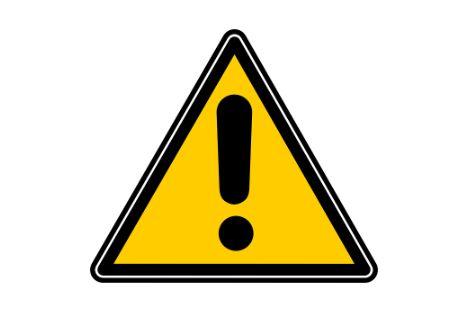 Risiko for metalstykker i slikkepinde