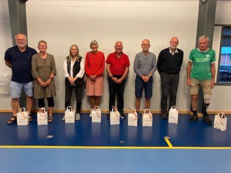 Hadsund Tennisklub 100 år