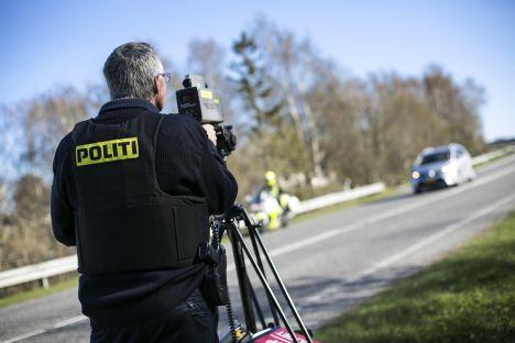 13 klip i kørekortet til bilister i Mariagerfjord