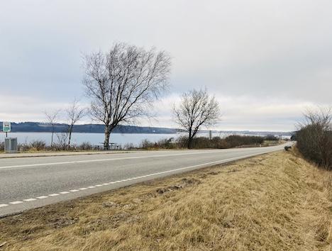 Cykelsti Assens - Aamølle - stiforløb Gl. Hadsundvej