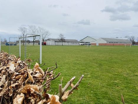Idrætsorganisationer i Hadsund bakker op om ny institution og spiller med