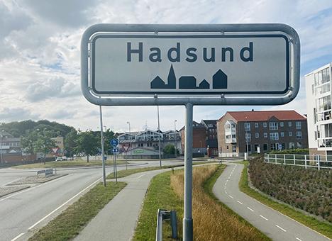 Fælge stjålet fra udstillingsbil i Hadsund
