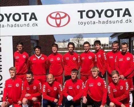 Hjemmesejr til Hadsund over Skelund i serie 2