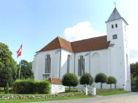 Bisættelsen finder sted fra Mariager Kirke  Onsdag den 12. maj
