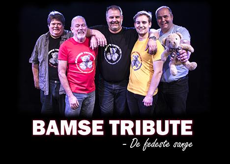 Bamse Tribute åbner fredags koncerterne i Øster Hurup